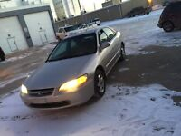 1999 HONDA ACCORD LX **SAFETIED-**
