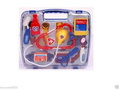 Best Quality Doctor/Nurse  Medical Kit Play Set Dress Up Role kids Toy