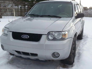 2005 Ford Escape Limited Edition SUV, Crossover