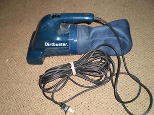Dirtbuster Vacuum