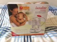 Ameda dual electric breast pump