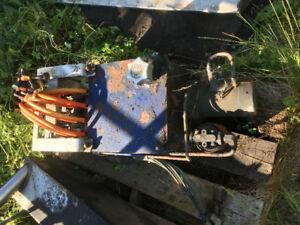 pompe hydraulique (nacelle)