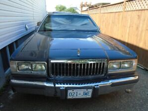 1988 Navy Blue Grand Marquis   for sale