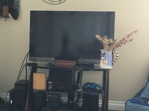 "2 TV's: 40"" Sony Bravia $250, Panasonic 42"" for $200"