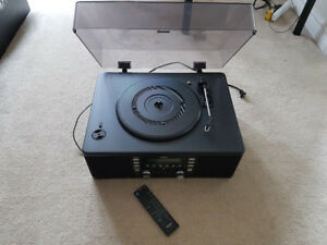 Turntable - Vinyl Record Player, CD Recorder & Stereo