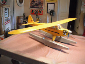 Piper Cub 1/4 Scale RC Airplane