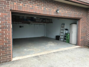 LARGE and SECURE GARAGE
