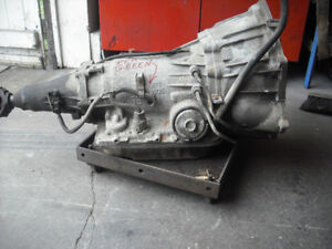 A 4L60E  tranny in liverpool from an s-10 2 wheel drive. Pick up