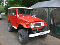 1975 Toyota FJ40 Land Cruiser Restored NEW NEW PRICE MUST SELL