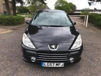 Peugeot 307 1.6 16v ( 110bhp ) 2005MY S