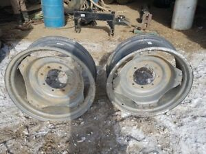 Rims for Massey tractor