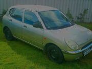 2000 Daihatsu Sirion Hatchback WRECKING MOST PARTS Kenwick Gosnells Area Preview