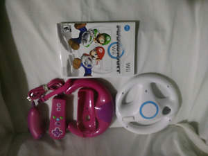Mario Kart Wii with extras !!!