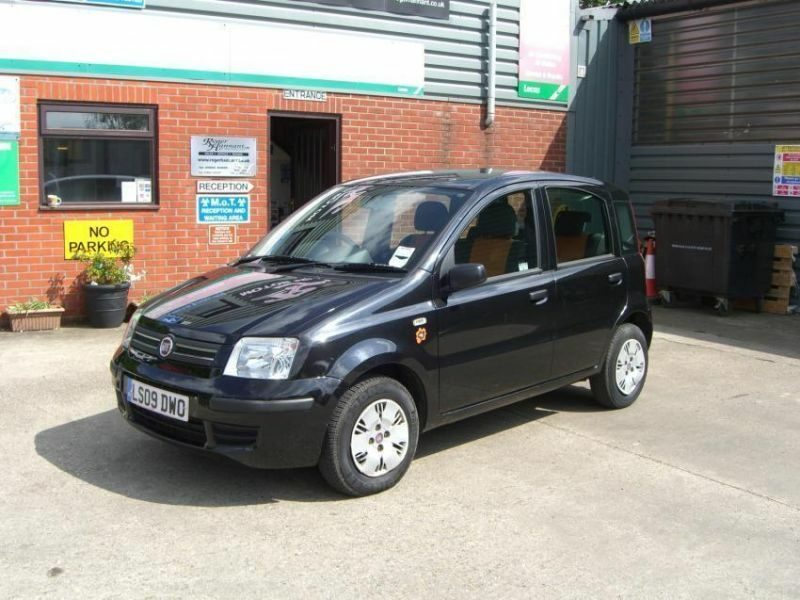 fiat panda mamy black manual petrol 2009 in north. Black Bedroom Furniture Sets. Home Design Ideas