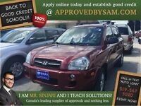 """Red Land Pearl Tucson - TEXT """"AUTO LOAN"""" TO 519 567 3020"""