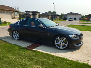 2007 BMW 3-Series 335i Coupe (2 door)