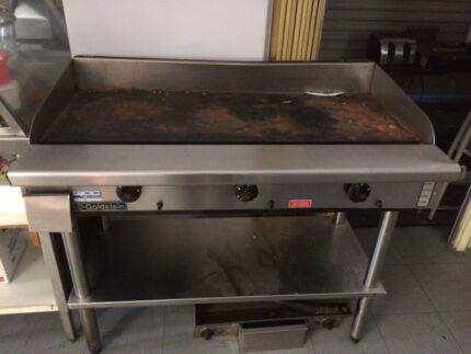 Goldstein Hot Goldstein 1200 Wide Hot Plate
