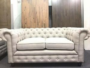 CHESTERFIELD 2 SEATER LOUNGE ON SALE! CLEARANCE SALE CHESTERFIELD Ultimo Inner Sydney Preview