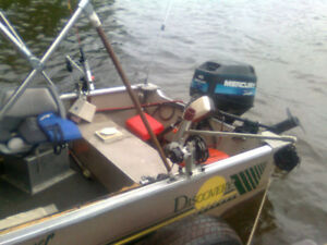 40 hp Mercury Sea Pro