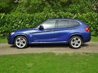 BMW X1 Xdrive23d 2.0 M Sport 5dr DIESEL AUTOMATIC 2011/61