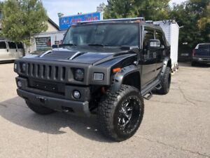 2005 Hummer H2 4dr Wgn SUT NEVER SEEN ONE LIKE  THIS !!