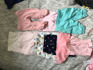 Lot of Newborn (girl) clothes