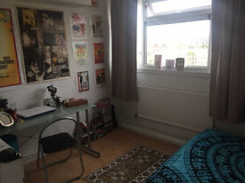 Double Room available in Vauxhall flat share short term let