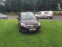 Vauxhall zafira 1.9 cdti 7 seater