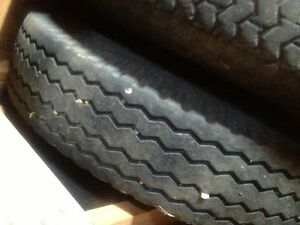 10.00 - 22 Truck tires and rims Strathcona County Edmonton Area image 4