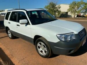 SUBARU FORESTER 2006 AWD AUTOMATIC Winnellie Darwin City Preview