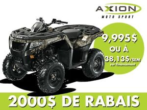 Used 2015 Arctic Cat XR 700 XT EPS CAMO - 2000$ DE RABAIS