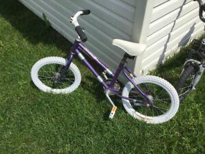 Bicyclette enfants