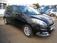2012 Renault Scenic 1.6dCi 130bhp( s/s )Dynamique Tom Tom Diesel 61K £30 RFL VGC