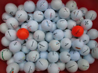 AAA Golf BALLS available in lots of 60 for $ 15.-