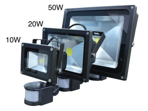 ≥ buitenlamp met sensor led bouwlamp sensor van w tot w