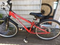 Kids Apollo Mountain Bike ( age 8 -11 approx) - £35 **Collection from Romford, RM1**