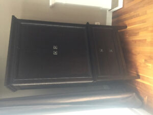 Wood Armoire (TV)