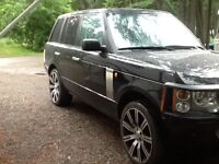 Parting out 2004 Range Rover runs drives great