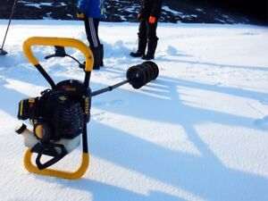 Ice Augers Parts, Repairs, Accessories and Rentals.