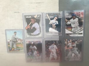 The Godsons Cards. Ty Cobb. Willie Mays. Lou Gehrig. more