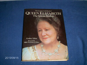 THE COUNTRY LIFE BOOK OF QUEEN ELIZABETH, QUEEN MOTHER-1978