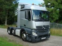 Mercedes-Benz Actros 2545 6x2 Tractor Unit