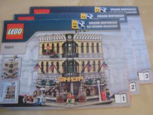 Lego - Modular Buildings - 10211 - Grand Emporium.
