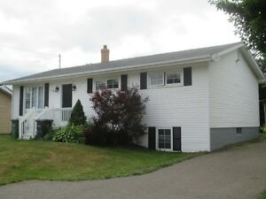 House for rent in charlottetown (hillsbrough park) $1160.00