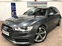 2013/63 Audi A6 Avant 3.0BiTDI ( 312ps ) Tiptronic quattro Black Edition
