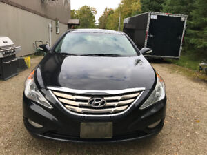 2012 HYUNDAI SONATA TURBO 2.0 LIMITED