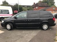 Chrysler Grand Voyager 2.8 CRD LIMITED (black) 2005