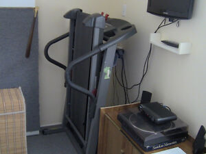 Treadmill & Bycycle exercise