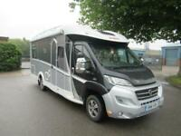 DETHLEFFS T1 EB BLACK MAGIC EDITION, luxury 4 berth motorhome, auto