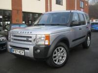 2007 57 LAND ROVER DISCOVERY 3 2.7TD V6 XS,GEN 79,000 MILES,GREAT SPEC!!!! DIESE